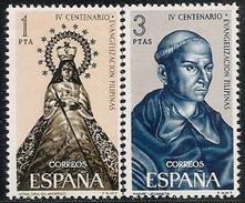 1965-ED. 1693a94-IV CENT. DE LA EVANGELIZACIÓN DE FILIPINAS-NUEVO - 1961-70 Neufs