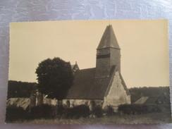 Berny Sur Noya ; L Eglise ; Carte Photo - Autres Communes