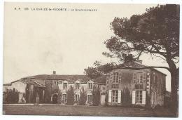 CPA LA CHAIZE LE VICOMTE, LA GRANGE HARDY, VENDEE 85 - La Chaize Le Vicomte