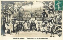CHANTECLER   LE COMBAT - Animali Abbigliati