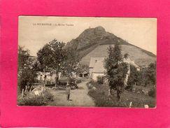 63 Puy De Dome, La Bourboule, La Roche Vendeix, Animée, () - La Bourboule