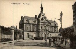 METIERS - MARCHAND DE GLACES - Marchand De Glace - CABOURG - Marchands Ambulants