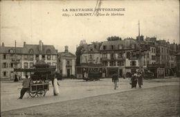 METIERS - MARCHAND DE GLACES - Marchand De Glace - LORIENT - Marchands Ambulants