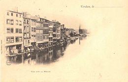 Verdun - Vue Sur La Meuse (édit. Marchal) - Verdun