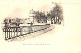 Verdun - Le Pont-Neuf - Promenade De La Digue (édit. Marchal) - Verdun