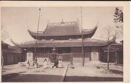 ASIE---CHINE---une Bonzerie En Chine--voir 2 Scans - Chine