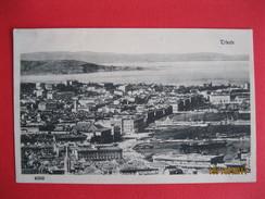 TRIESTE - PANORAMA, ED.STENGEL & CO., VIAGGIATA - Trieste