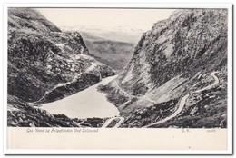 Noorwegen, Gos Vand Og Folgefonden Ved Seljestad - Noorwegen