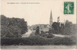 Gaëlle - Vue Prise De La Route De Mauron - Autres Communes