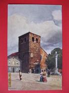 TRIESTE - DUOMO DI SAN GIUSTO DI ROMANDINI - Trieste