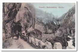 Noorwegen, Veiparti I Bratlandsdalen. Ryfylke. - Noorwegen