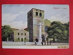 TRIESTE - SAN GIUSTO , VIAGGIATA - Trieste