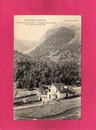 65 Hautes-Pyrenées, Bagnères De Bigorre, L'Hôtellerie Du Chiroulet, Animée, (M.T.I.L.) - Bagneres De Bigorre