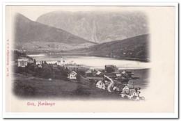 Noorwegen, Ülvik, Hardanger - Noorwegen
