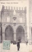 BOLOGNA. - Palazzo Della Mercanzia. Carte RARE - Bologna