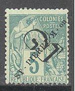 Saint Pierre Et Miquelon: Yvert N°49* - Ungebraucht
