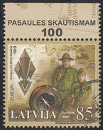 LATVIA  Michel  700  Very Fine Used - Lettonie