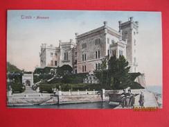 TRIESTE - MIRAMARE, ED STENGEL & CO. - Trieste