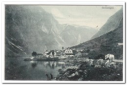 Noorwegen, Gudvangen - Noorwegen