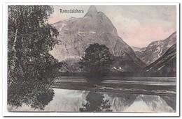 Noorwegen, Romsdalshorn - Noorwegen