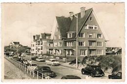 De Haan, Aan Zee, Résidences Kimber, Hiawatha Et Villa Marie Germaine (pk35677) - De Haan