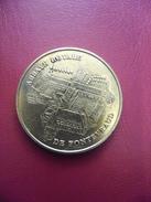 JETON TOURISTIQUE  De 1998 !!! -  FONTEVRAUD (49) Abbaye Royale - Monnaie De Paris