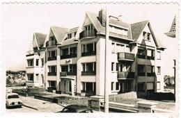 De Haan, Aan Zee, Résidence Hiawatha Et Villa Marie Germaine (pk35678) - De Haan