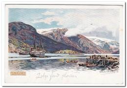Noorwegen, Sorfjord - Noorwegen