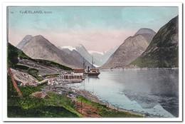 Noorwegen, Fjaerland, Sogn - Noorwegen