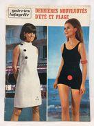 Catalogue Galeries Lafayette Ancien - Publicités
