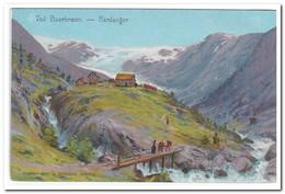 Noorwegen, Ved Buarbraeen-Hardanger - Noorwegen