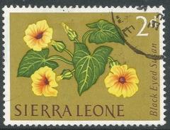 Sierra Leone. 1963 Flowers. 2d Used. SG 245 - Sierra Leone (1961-...)