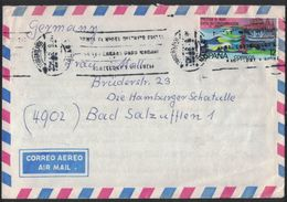 XB63  Spain 1979 Cover Letter Air Mail From Torremolinos To Germany - 1931-Oggi: 2. Rep. - ... Juan Carlos I