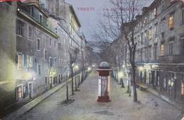 TRIESTE - VIA DELL'ACQUEDOTTO , VIAGGIATA - Trieste