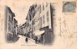 SEYNE - Rue De La Bourgade - état - France