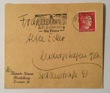 Feldpost Francobollo Terzo Reich 1942 - Germany