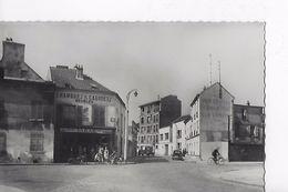 93 / AUBERVILLIERS / CARREFOUR DE LA RUE DE LA GOUTTE D OR ET RUE CHARON / CAFE TABACS - Aubervilliers