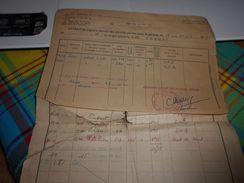 503 - Ecole Des Troupes Aéroportées , Services Aérien, Extrait Du Journal Des Services Aériens , 1951 - Documenti Storici