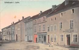 57 - MOSELLE / Lorquin - 57877 - Carte Allemande - Brasserie Belge - Défaut - France