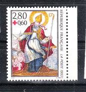 Francia   -   1993. San Nicola. Croce Rossa - Cristianesimo