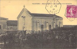 69 - TALUYERS : Maison PIE X - La Chapelle Et Les Charmilles - CPA - Rhône ( Religion Catholique ) - Catastrophes