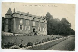 Razac Sur L'Isle Château De Siorac - Other Municipalities