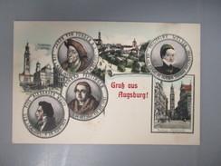 CPA ALLEMAGNE AUGSBURG - Augsburg