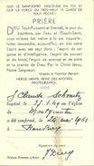 Rouvroy Montquintin Jean Claude Schmitz Bapteme 1949 Confirmation 1961 - Rouvroy