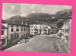 Appiano Eppan Auto E Moto In Piazza Centrale Cp 1958 - Bolzano (Bozen)