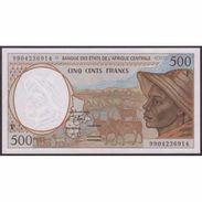 TWN - CENTRAL AFRICAN REPUBLIC (C.A.S.) 301Ff - 500 Francs 1999 UNC - Central African Republic