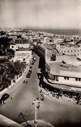 RPPC FOTOPOSTAL TANGER RUE DU STATUT VERS LA CASBAH - Tanger