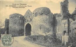 Domme - Porte Des Tours - Frankreich