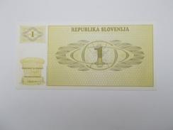 BILLET NEUF DE 1 TOLARJEN - Slovenia