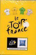 Jeu De 54 Cartes - Le Tour De France 2017 - Hôtel Ibis Budget, Fournisseur Officiel - 54 Cartes